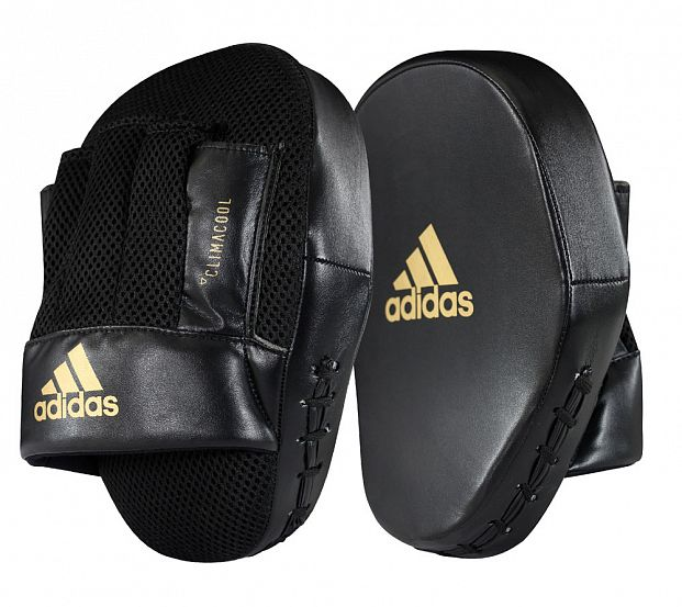 ЛАПЫ CURVED SPEED MESH COACH MITTS ADISBAC014, фото 1